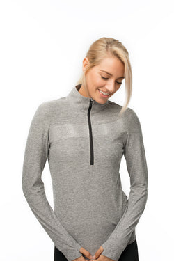 The Reflector 1/2 Zip