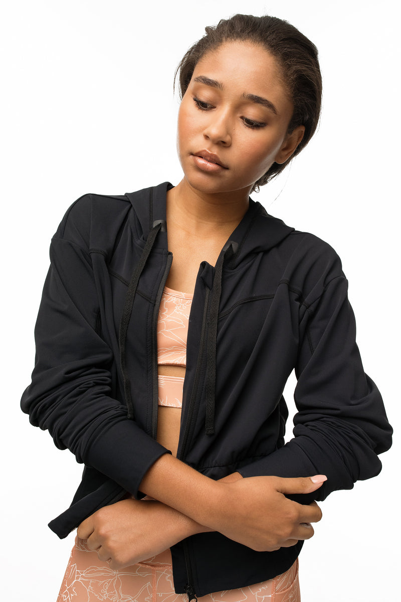 The Envy Crop Jacket