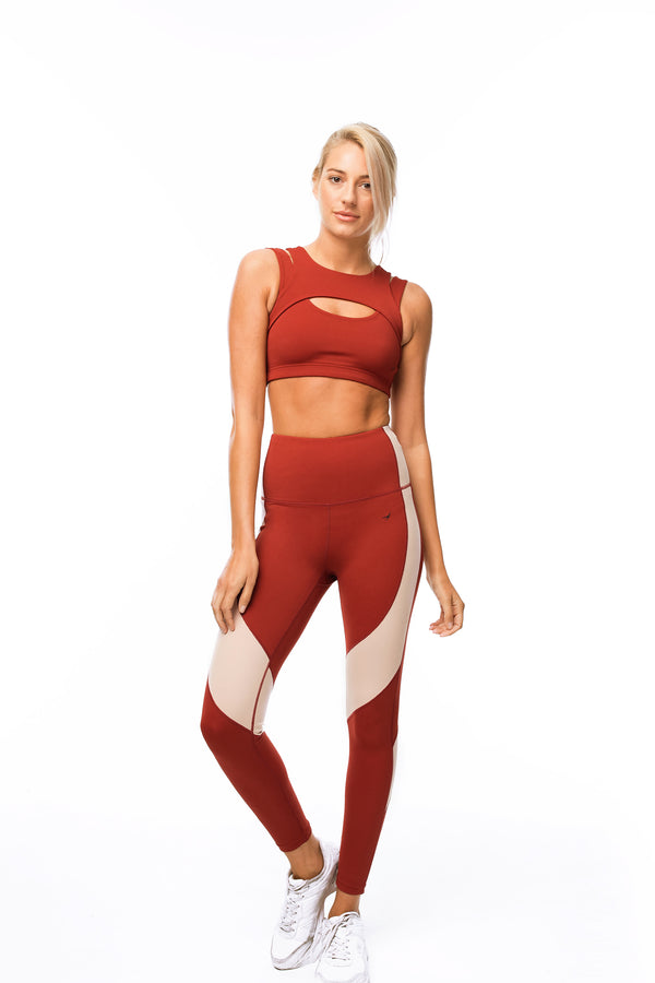 The Energy-Wrap Legging