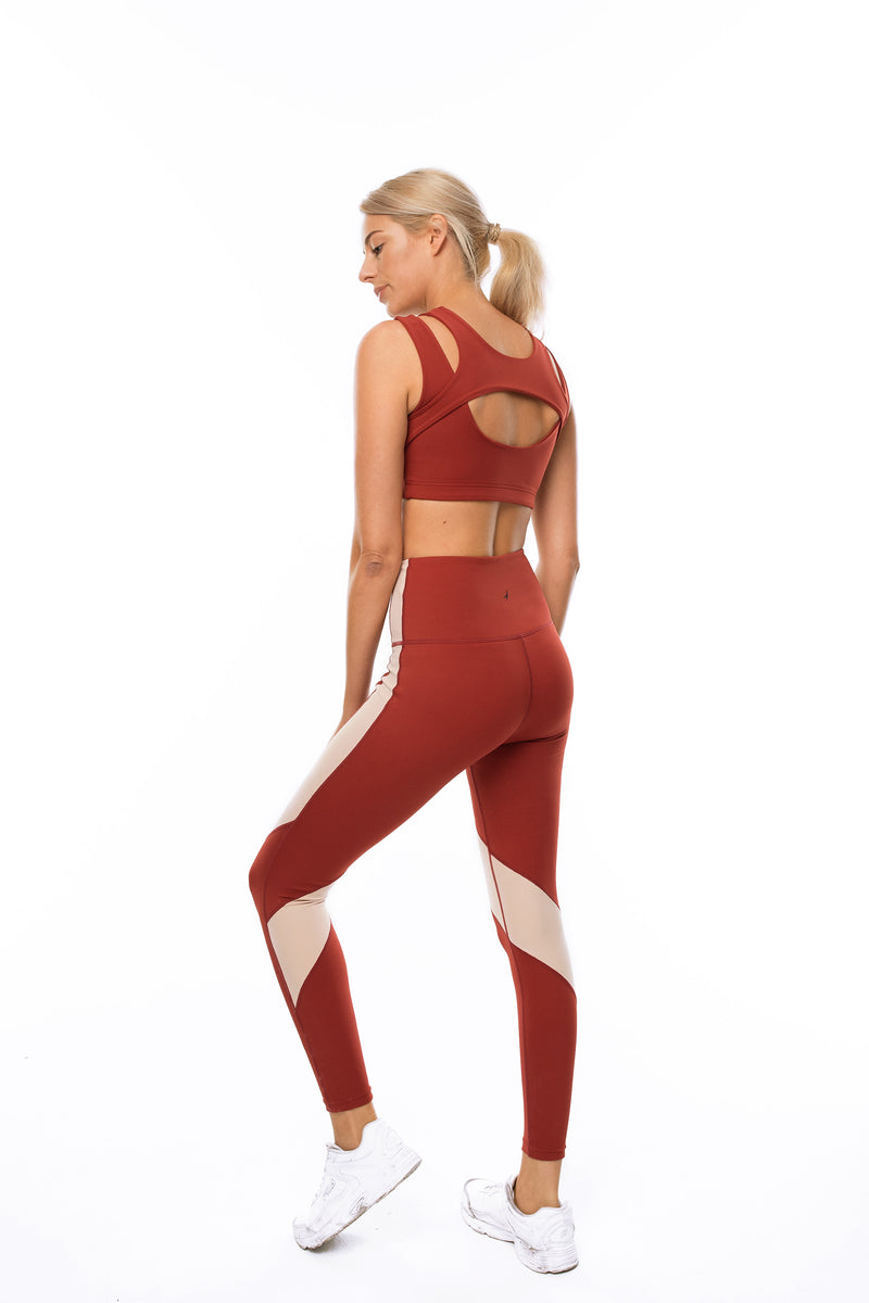 Energy-Wrap Legging