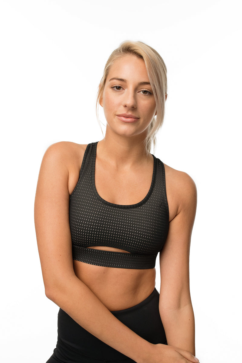 The Mesh Movement Bra