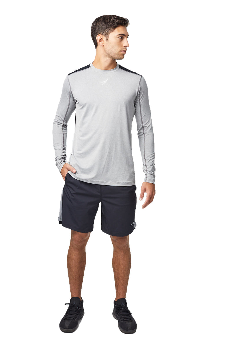 men's workout shirt