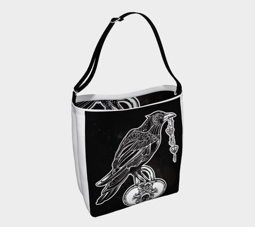 Robin Zendayah Environmental Alchemy Bag - Raven Heart