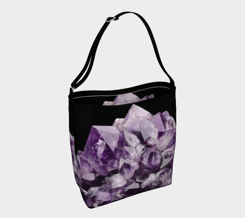 Robin Zendayah Environmental Alchemy Bag - Amethyst
