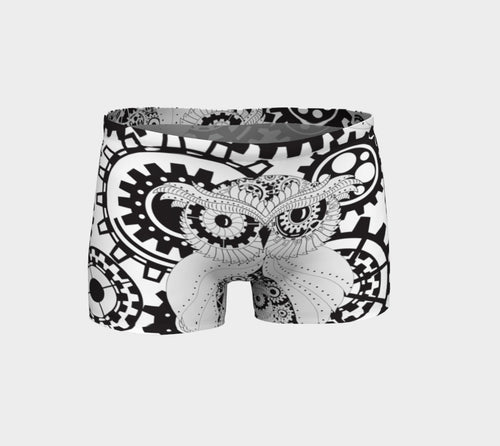 Robin Zendayah Body Alchemy Shorts - Steampunk Owl