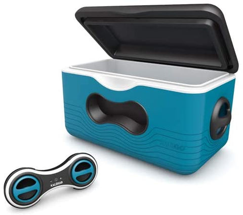 Kaleigo 47.5-Quart Cooler With Removable Bluetooth Speaker