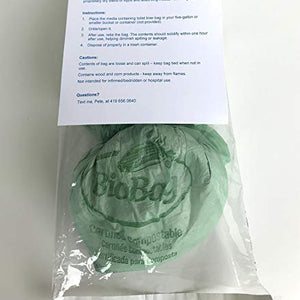 Compostable Portable Toilet Liner Bags
