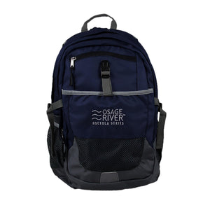 Osage River Osceola Series Daypack - Blue-Gray