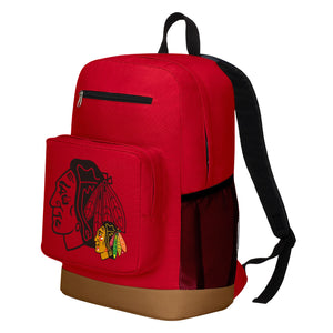 Chicago Blackhawks Playmaker Backpack