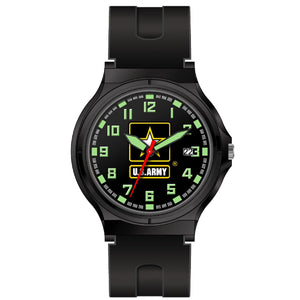Aquaforce Analog Watch U.S. Army Logo