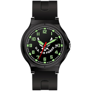 Aquaforce Analog Watch U.S. Air Force Logo