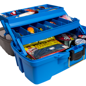 3 Tire Fishing Tackle Box