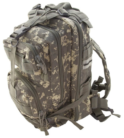Transport Backpack - Digital Camo