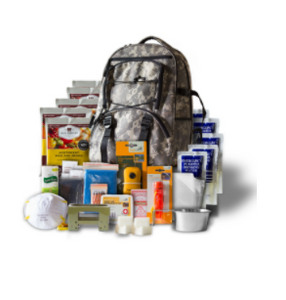WISE FOODS 5 DAY SURVIVAL BACKPACK