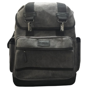 TRAVEL DUFFEL BAG - GRAY