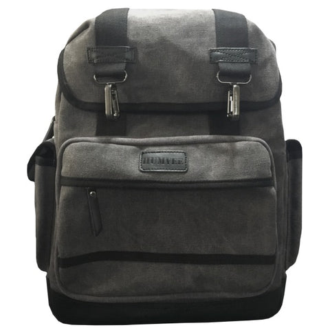 TRAVEL BACKPACK - GRAY