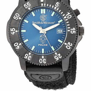 Smith & Wesson Police Watch- Back Glow