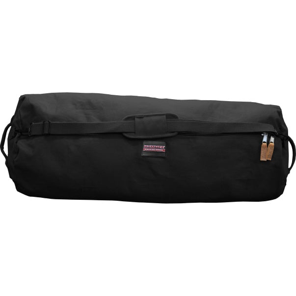MEDIUM DUFFEL BAG- BLACK