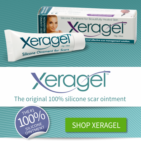 Xeragel by Biodermis - The original 100% silicone scar ointment