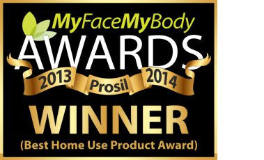 Prosil two time award winner at the My Face My Body awards