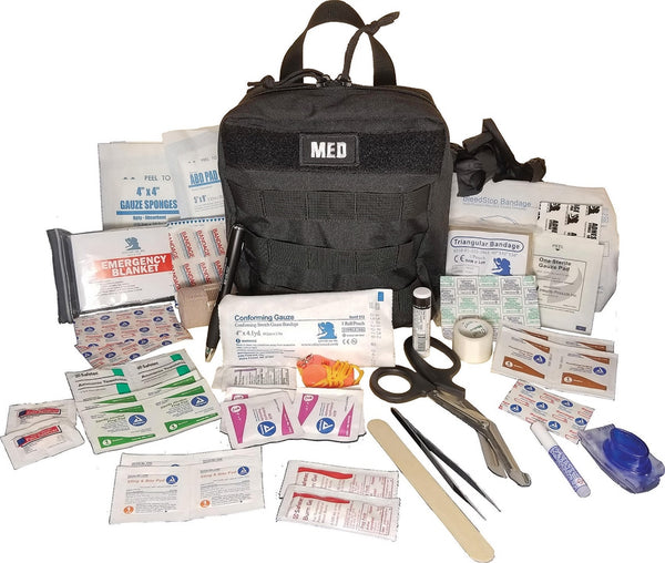 Elite First Aid GP IFAK Level 1 Kit
