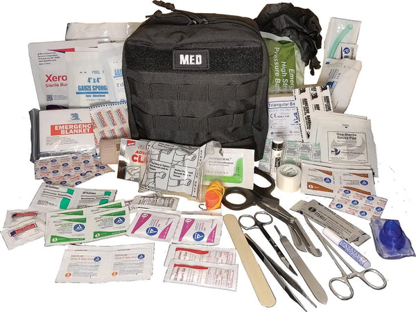 Elite First Aid IFAK Level 2 Kit