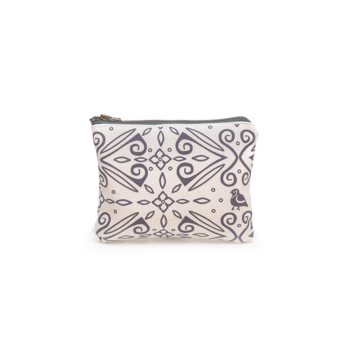Coin Purse in Quaility Print