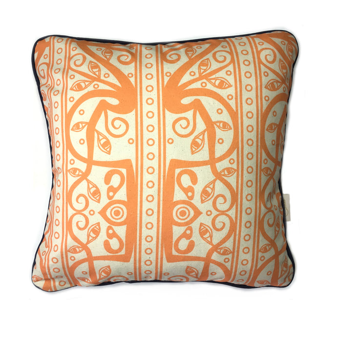 Cushion Cover in Gilman Print