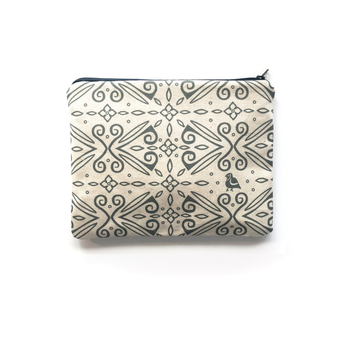 Make up Bag in Quaility Print