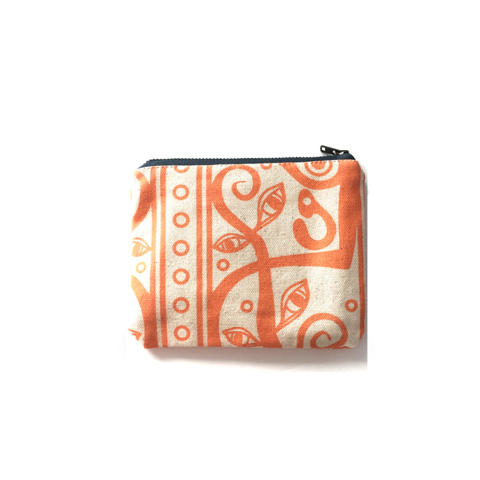 Coin Purse in Gilman Print