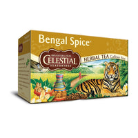 Celestial Seasonings Bengal Spices Tea 20 Bags