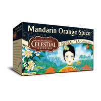 Celestial Seasonings Mandarin Orange Spice Tea 20 Bags