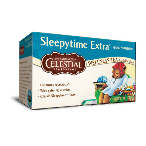 Celestial Seasonings Sleepytime Extra Tea 20 Bags