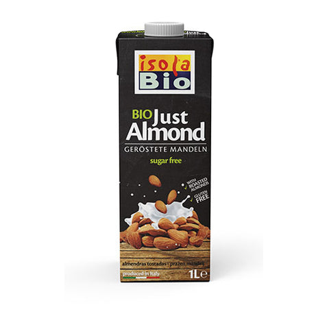 Isola Bio Just Almond Drink 1L