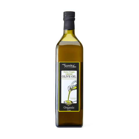 Organic Greek Extra-Virgin Olive Oil 1L