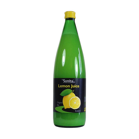 Organic Lemon Juice 250ml