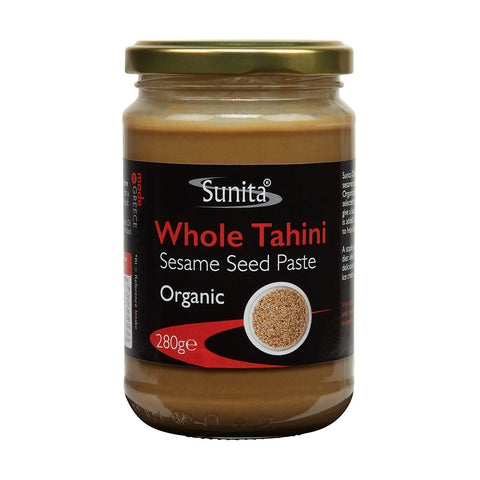 Organic Whole Tahini 280g
