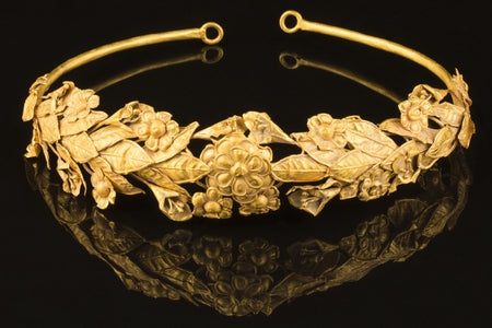 A Brief History of Gold Jewelry