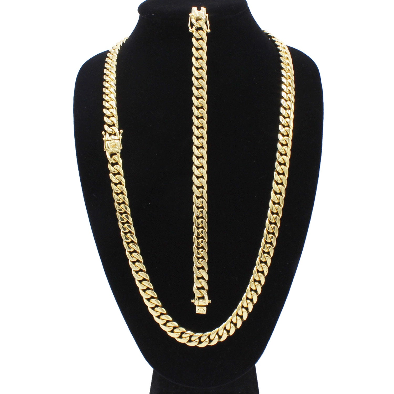 Miami Cuban Link Chains