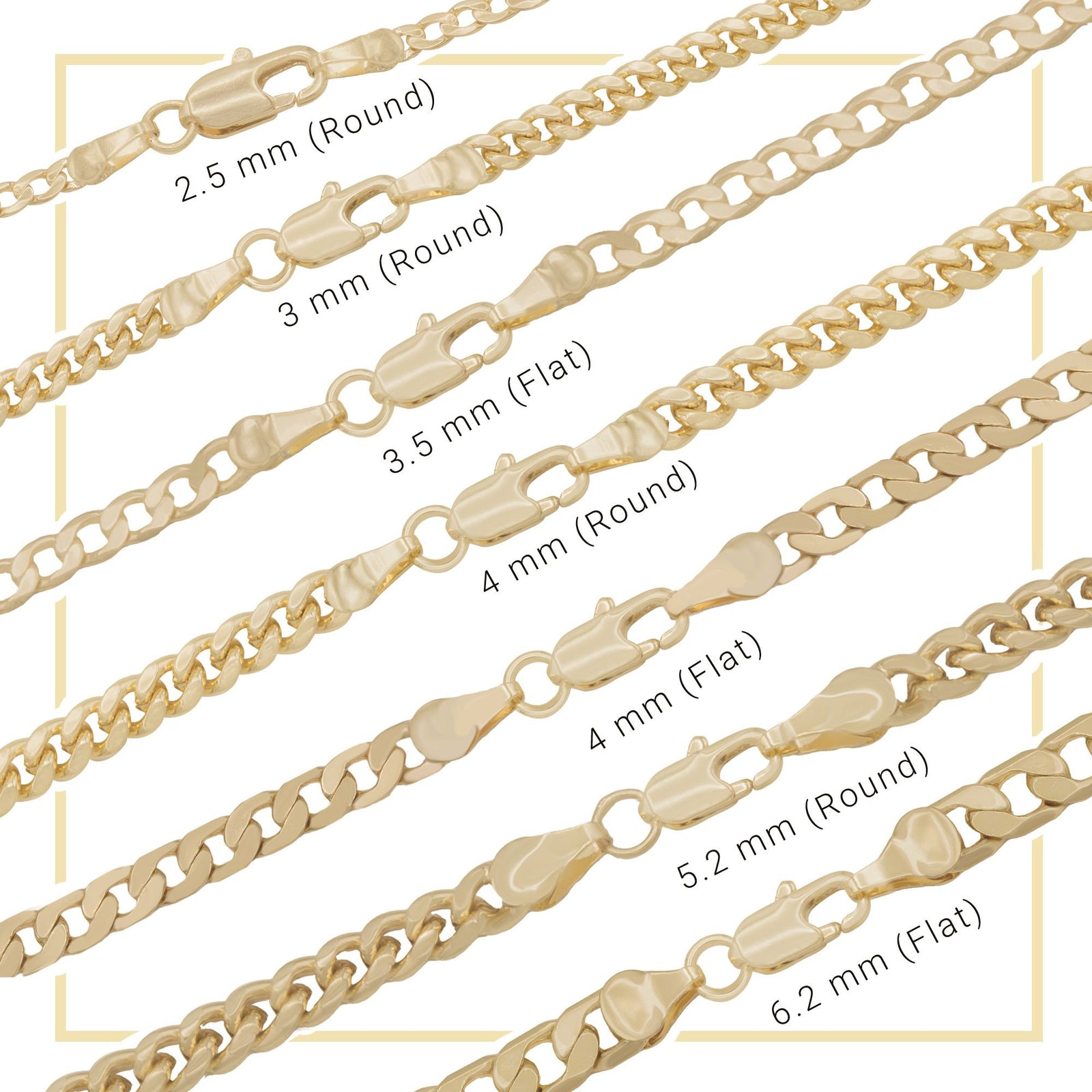 Cuban Link 14K Gold Filled Anklet Curb Chain Foot Bracelet Anklet Fashion Jewelry Gifts for Women Teen Girls Length 10''