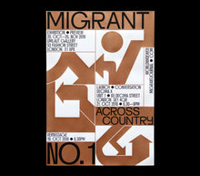 MIGRANT JOURNAL POSTER