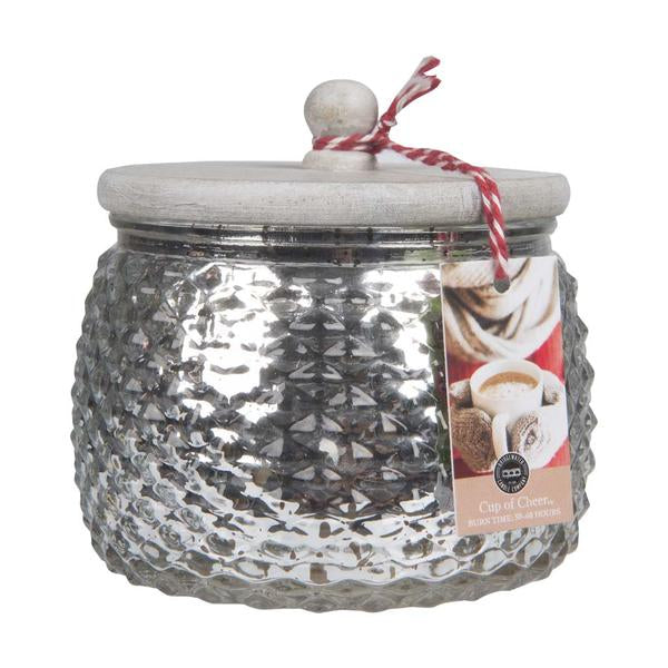 Cup of Cheer Holiday Jar
