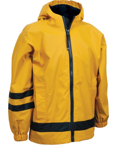 New Englander Children's Rain Jacket
