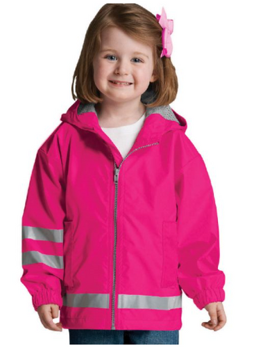 New Englander Toddler Rain Jacket