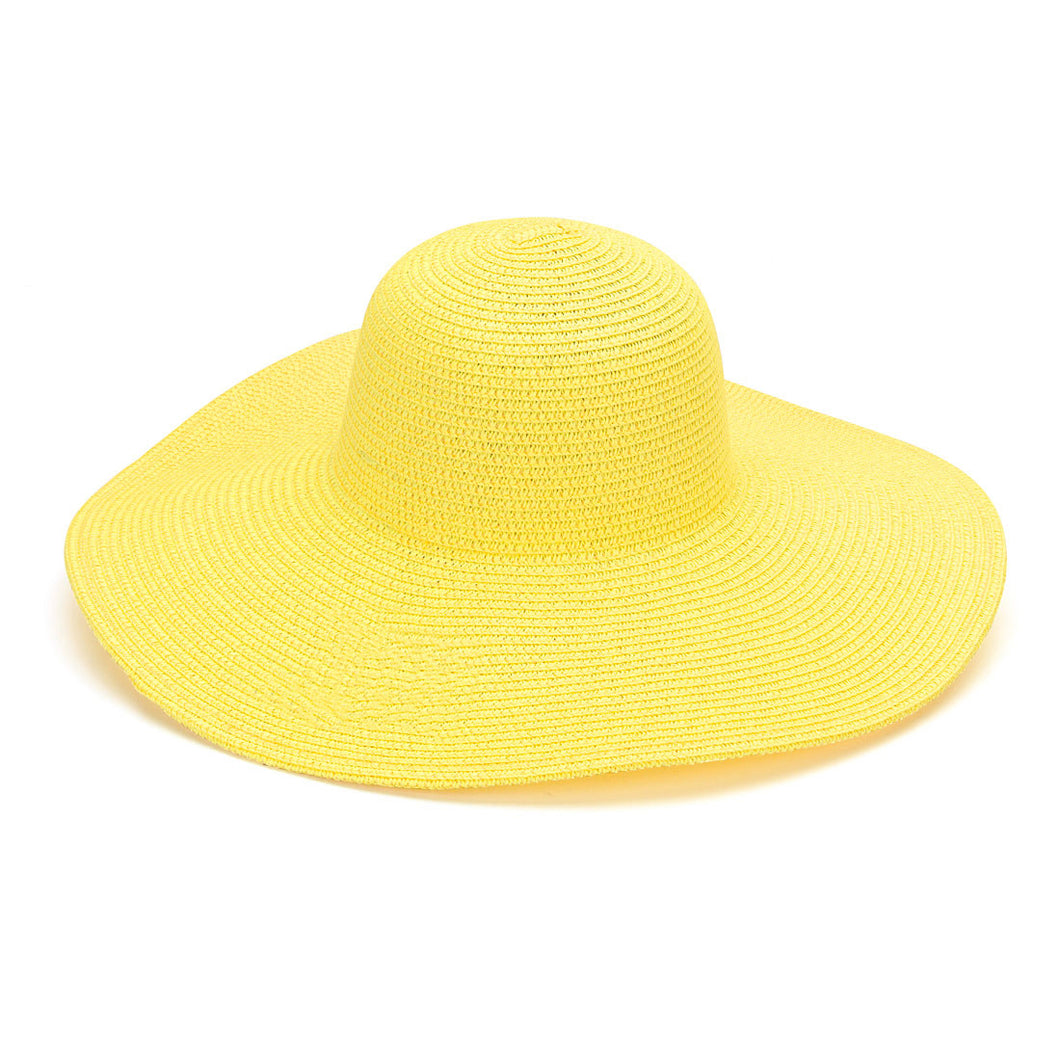 Hats Yellow Floppy Hat