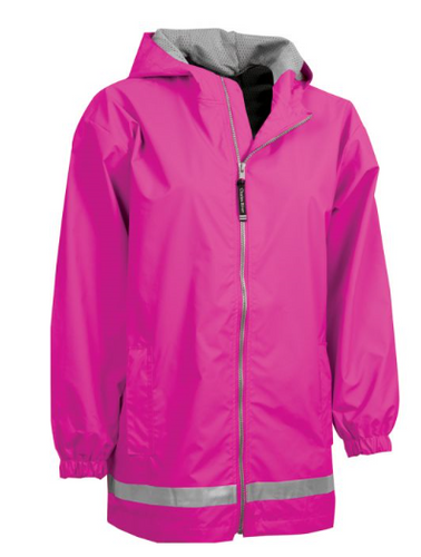 New Englander Youth Rain Jacket