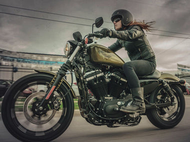10 Amazing Harley Davidson Facts
