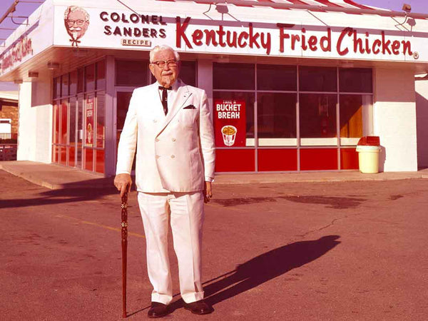 The Real Story of Colonel Sanders