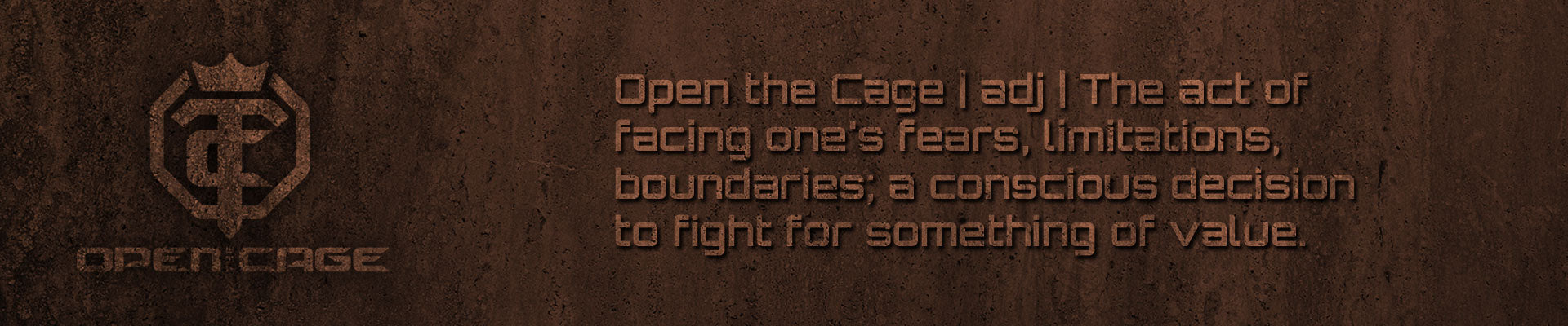 Open The Cage Shirts