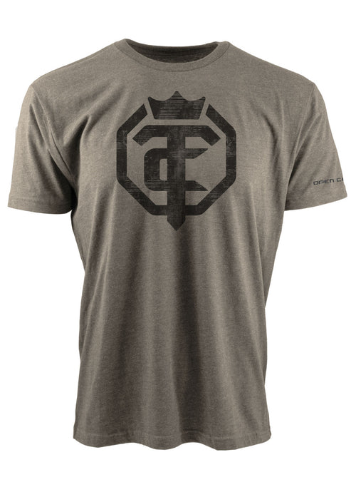 Open The Cage - Icon Warm Gray Men's Tee